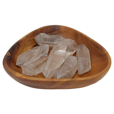 MLQ - Lemurian Quartz Points