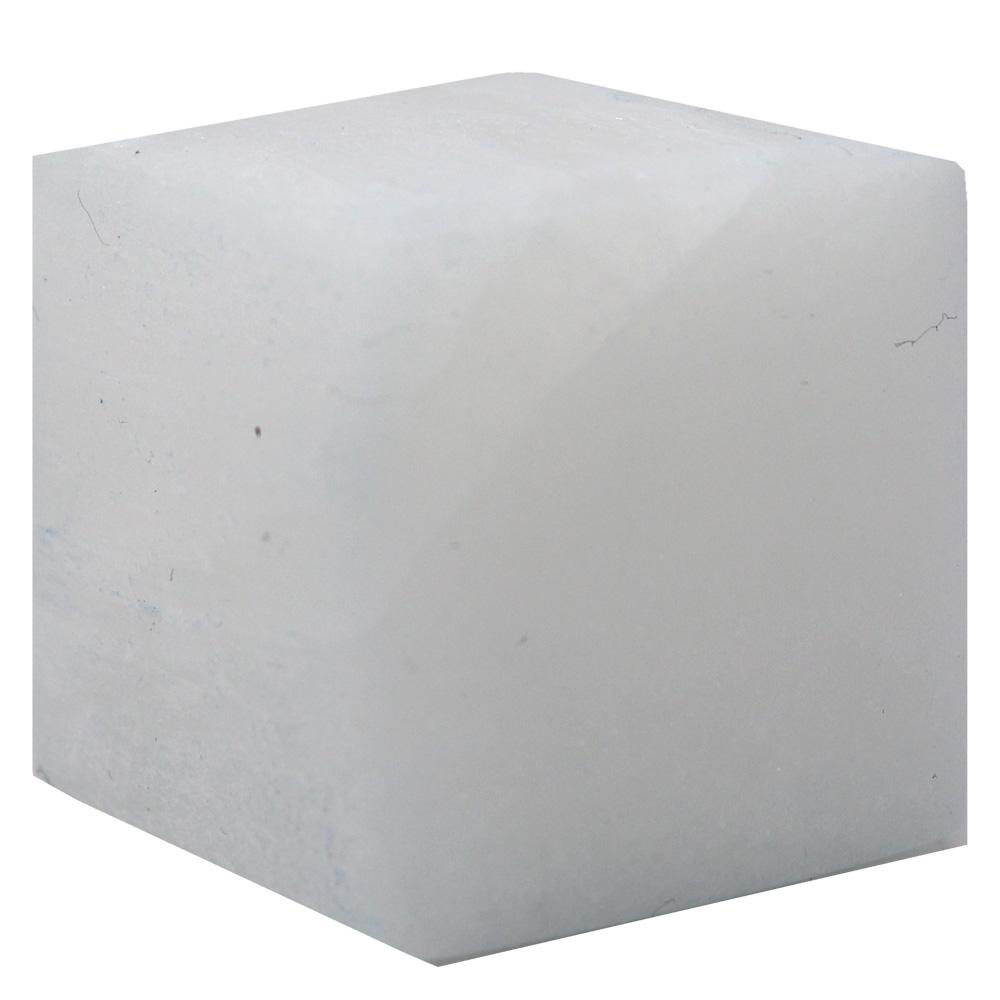 CUBS1 - Selenite Crystal Cube