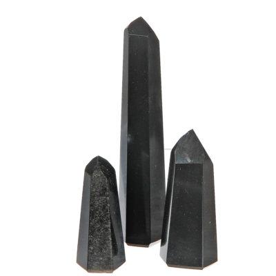 BOP05S - Black Obsidian Small Point