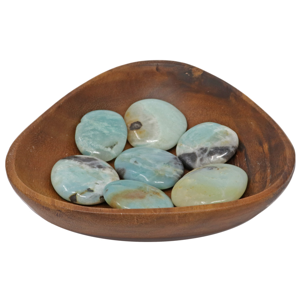 CPSAZ - Palm Stone: Amazonite