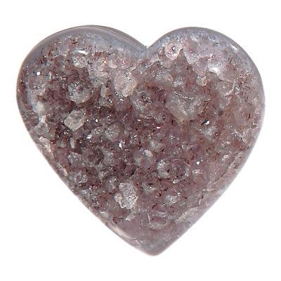 HNAG - Agate Druze Hearts