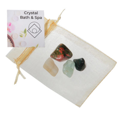 ISK09 - Shine and Glow - Crystal Spa