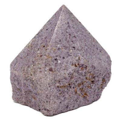 LPPBC - Lepidolite Polished Natural Base