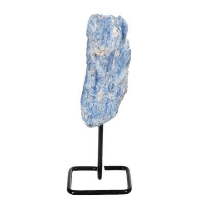 MMS102 - Mini Blue Kyanite on Metal Stand