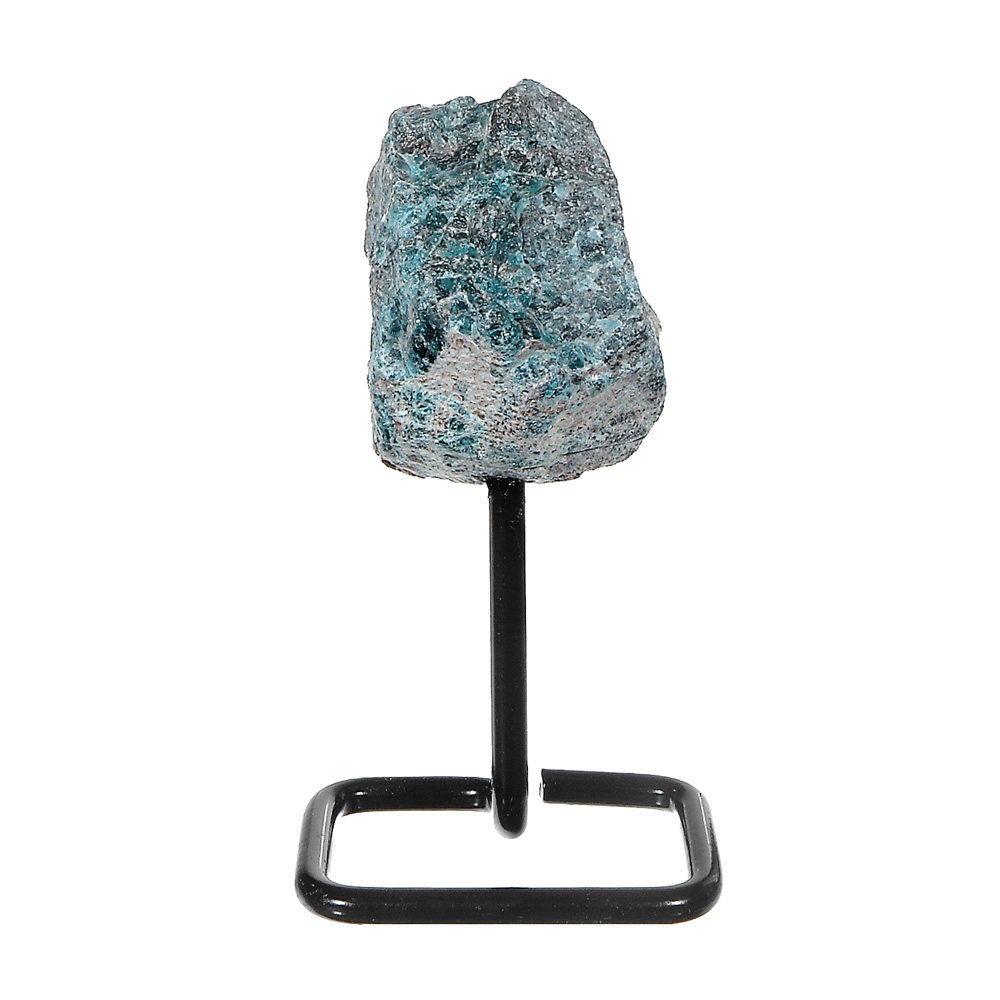 MMS204 - Small Lepidolite on Metal Stand