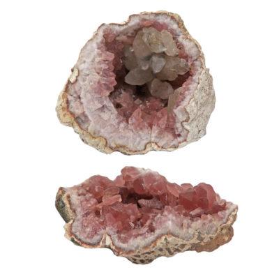 PKAMG - Pink Amethyst Geodes - A Grade