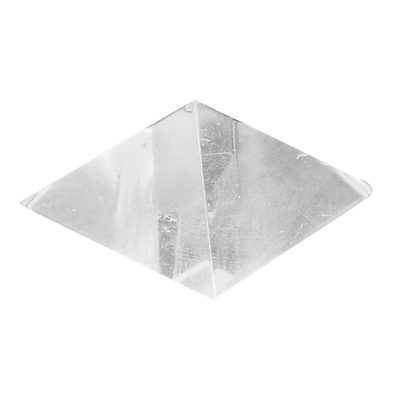 PM103 - Clear Quartz Mini Pyramid
