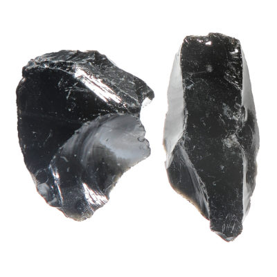 RWBO - Rough Black Obsidian Specimens