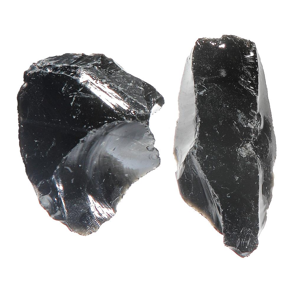 RWBO - Rough Black Obsidian Specimens