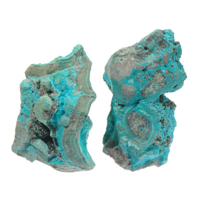 RWCH - Rough Chrysocolla Specimens