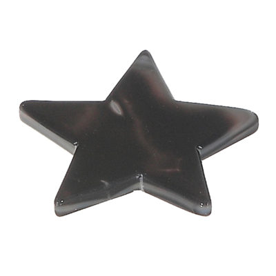 SAN - Black Agate Star