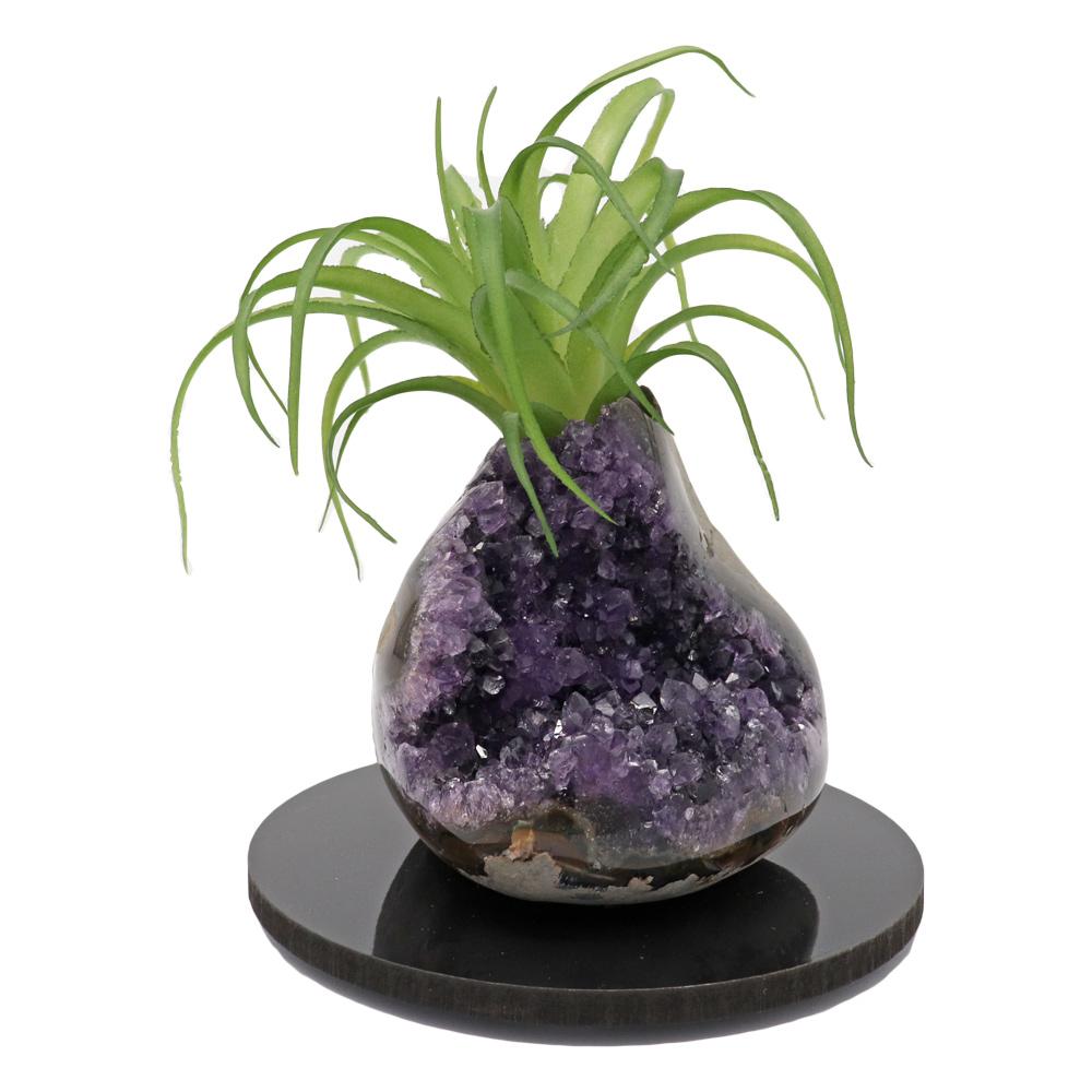 VFAM - Amethyst Flower Vase