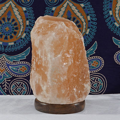 Salt Lamps & Candle Holders