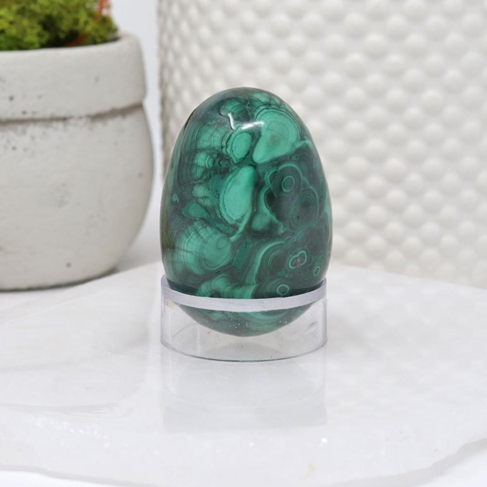 EGGMAL-G2 Malachite Egg
