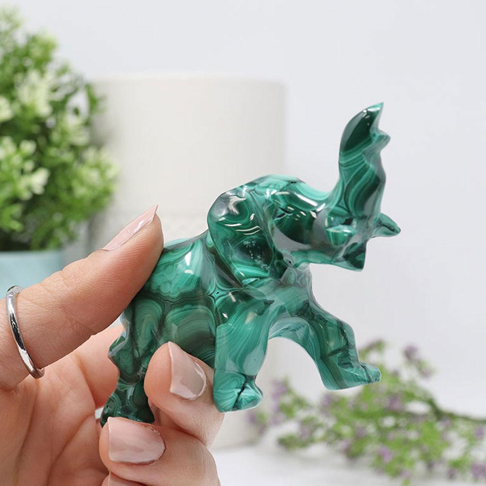 FIGME - Malachite Elephant