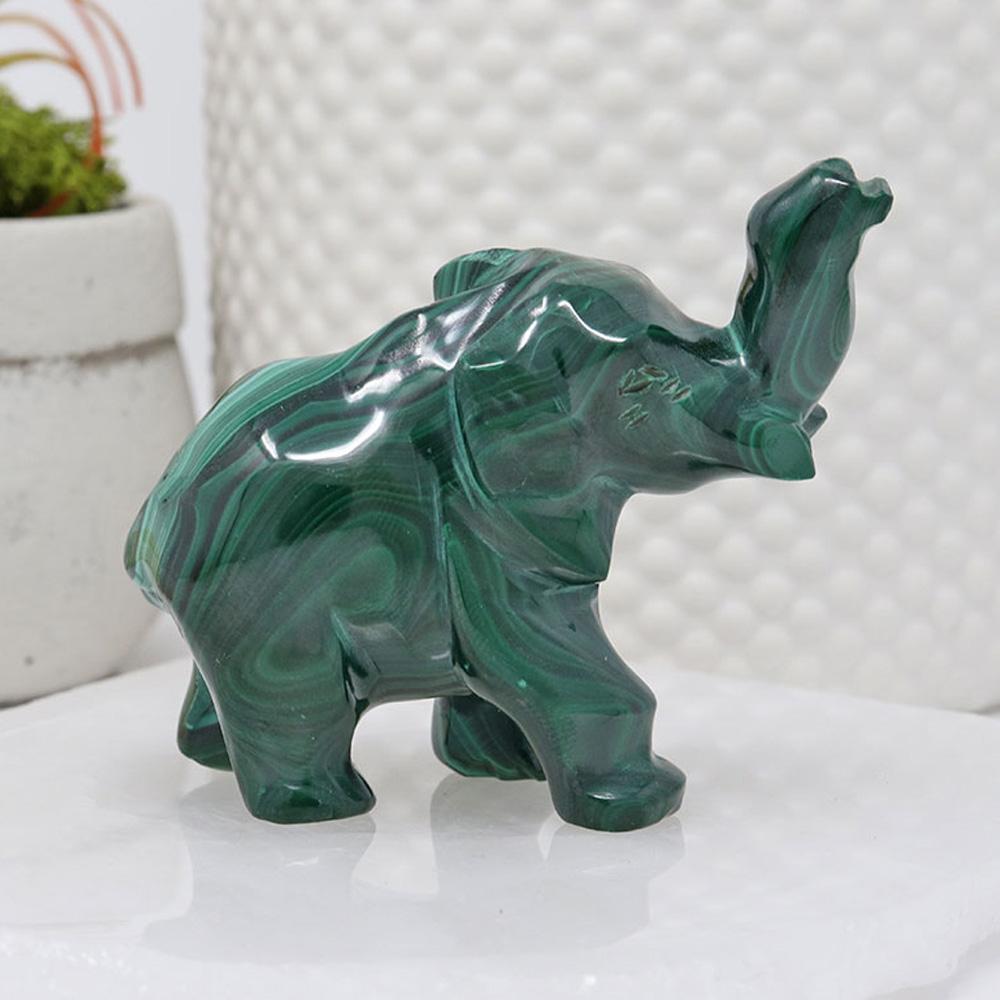 FIGME-G2 - Malachite Elephant